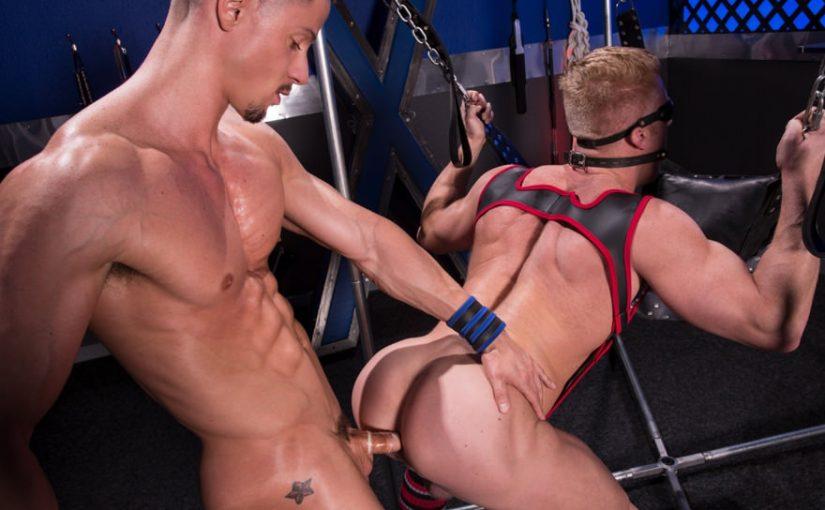 Blindfolded, Scene #04