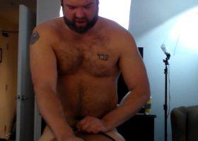 Breeding Anon Muscle Bear