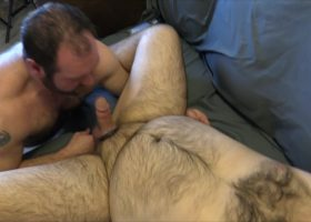 Topher Breeds and Piss Fucks Anon Bear