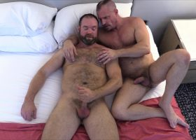 Topher and Christian Mitchell